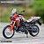 Miniatura Honda Africa Twin DCT 2017 Maisto 1:18 - Imagem 1