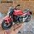 Miniatura Honda NC 750S 2018 Welly 1:18 - Imagem 1