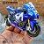 Miniatura MotoGP  Valentino Rossi 2018 Maisto 1:18 - Imagem 1