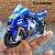 Miniatura MotoGP  Valentino Rossi 2018 Maisto 1:18 - Imagem 2