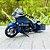 Miniatura Harley Davidson CVO Road Glide 2018 Maisto 1:18 - Series 39 - Imagem 4