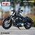 Miniatura Harley Davidson Iron 883 2014 Maisto 1:12 - Imagem 1