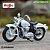 Miniatura Harley Davidson K Model 1952 Maisto 1:18 - Series 37 - Imagem 1