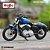 Miniatura Harley Davidson XL 1200N Nightster 2012 Maisto 1:18 - Series 37 - Imagem 1