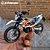 Miniatura KTM 690 Enduro R 2014 Welly 1:18 - Imagem 1