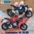 Kit Miniaturas de Motos Honda CB 1000R 2018 e Honda CBR 650F 2018 Welly 1:18 - Imagem 1
