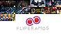 Fliperama Portátil 10.000 jogos - Controle duplo Multijogos Zero Delay 32GB Modelo Clássico Mecânico - Imagem 9