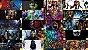Fliperama Portátil 10.000 jogos - Controle duplo Multijogos Zero Delay 32GB Modelo Clássico Mecânico - Imagem 8
