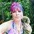 Anel  Cristal de Ágata azul céu, Cristal de Quartzo rosa e Cristal de Quartzo verde Maxi Trio Happy Days - Imagem 6