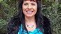 Colar Gargantilha Choker e Brincos Amazonita Bege, Quartzo, Ametista, Quartzo Rosa, Pedra da Lua Opalina Ágata Azul Céu Happy Days - Imagem 4