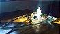Espiral Vórtex de Selenita Branca Energético aprox 200gr 4x10cm Master Blaster Joias - Imagem 2