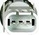Sensor Interruptor da luz do batente da porta Blazer e Silverado Chevrolet  - Imagem 3