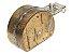 Bóia do carburador Holley quadrijet em latão original Hygrade (nova, sem uso) - Imagem 2