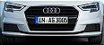 Emblema Audi Anéis Grade - Dianteira - A3 A6 - Imagem 2