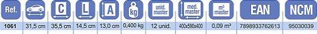 BRINQUEDO DA COLEÇÃO SUPER CARROS MAGNUNS REF:1061 - Imagem 4