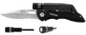 Canivete Tático LD-505 Multi-Uso c/ Pederneira Swisso4 - Imagem 1