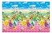 Tapete de Rolo Impermeável Hi Princesas Disney MD Girotondo - Imagem 1