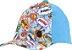 Kit Sunga e Boné Quadrinhos com Proteção Uv50 Everly - Imagem 3