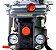 Compressor Ar Duplo 2hp 8,5 / 25 Litros 110v V8 Brasil 85982 - Imagem 2