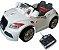 Mini Veículo Audi 2x1 Som Luz iPod MP3 Branco Bel Fix 924700 - Imagem 1