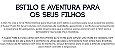 Mini Triciclo Elétrico Moto Infantil Luz Som Bel Fix 913500 - Imagem 5