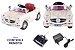 Mini Veículo Carro Clássico Retrô 2x1 Som Luz Bel Fix 914500 - Imagem 9