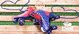 Patins Roller Mulher Maravilha 37 Tradicional Bel Fix 603700 - Imagem 8