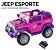 Mini Veículo Jipe 2x1 Rali Controle Remoto 12v Pink Som Luzes Bel Fix 927500 - Imagem 11