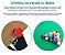 Mesa Sinuca Bilhar Snooker Dobrável 1,17m Jogo Bolas Game Bel Brink 487400 - Imagem 5