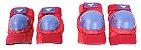 Kit Proteção Cotoveleira Joelheira Pequeno Mulher Maravilha 602400 - Imagem 10