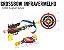 Crossbow Kit Arqueiro Arco Flecha Infra Mira Laser Alvo Bel Fix 490700 - Imagem 5
