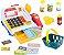 Caixa Registradora Calculadora Scanner Infantil Som Luz Bel 970800 - Imagem 1