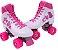 Patins 35 Clássico Roller 4 Rodas Vintage Retrô Quad Love Bel Sports 373500 - Imagem 3