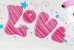 Patins 38 Clássico Roller 4 Rodas Vintage Retrô Quad Love Bel Sports 373800 - Imagem 9