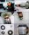Politriz Lixadeira Angular 7 Polegadas 1400 Watts Elétrica Automotiva Pro 110v SG-9180 KaQi - Imagem 5