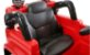 Mini Veículo Infantil Elétrico 3x1 Jipe 12v Controle Remoto Vermelho Glee S8-R - Imagem 9