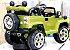 Mini Veículo Infantil Elétrico 3x1 Jipe 12v Controle Remoto Verde Glee S8-G - Imagem 5