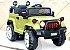 Mini Veículo Infantil Elétrico 3x1 Jipe 12v Controle Remoto Verde Glee S8-G - Imagem 7