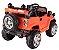 Mini Veículo Infantil Elétrico 3x1 Jipe 12v Controle Remoto Laranja Glee S8-O - Imagem 5