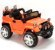 Mini Veículo Infantil Elétrico 3x1 Jipe 12v Controle Remoto Laranja Glee S8-O - Imagem 9