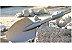Pá Sextavada Hexagonal 44 x 3cm p/ Martelete Impacto Demolidor Rompedor KaQi - Imagem 7
