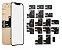 Testador de Telas LCD para Iphone 6S ao 12 Pro Max - Imagem 4