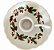 Castiçal azevinhos em porcelana - Imagem 1