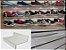 30 Plataformas para Calçados Adultos - Transparente em Acrílico - 14cm (Profundidade) x 24cm 9Comprimento) - Imagem 1