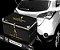"""Bagageiro de Engate X Bag ( Extensor de Porta Malas) transporta até 3 malas de viagem """"G"""", cadeira de rodas, caixa térmica de 90 litros, carrinho de bebê,  além de uma grande variedade de outros objetos e equipamentos. FRETE GRÁTIS - Imagem 3"""