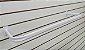 3 Araras de Roupa P/  Painel Canaletado Tubo Oblongo Extra Reforçado - 60cm ou 100 cm - Branca ou Preta  - Pronta entrega  - Imagem 4