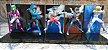 Banpresto 2000 Cavaleiros do Zodíaco Stand Figure Set com 05 Raro - Imagem 1