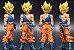 Banpresto Dragon Ball Z Super Masters Stars Piece The  Brush A Son Goku - Imagem 3