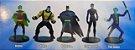 DC Justice League Collectible Figurines Box Set Pack com 05 - Imagem 1