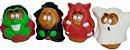 McDonald´s 1998 Coleção Batata Monstro Pack com 04 (Completa) - Imagem 1